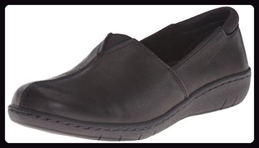 SKECHERS WASHINGTON - SEATTLE 48761 BLK (38, Black) - Sneakers für frauen 4e8ebd1596