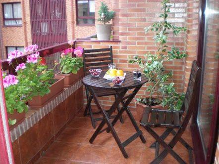 Decorar terrazas peque as buscar con google terraza - Decorar terrazas pequenas ...
