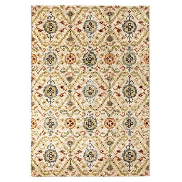 Béžový koberec Schöngeist & Petersen Diamond Ornamental, 133 x 195 cm