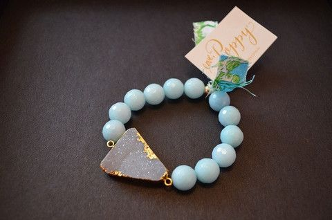 Love, Poppy Druzy Bracelet – Pretty Pants