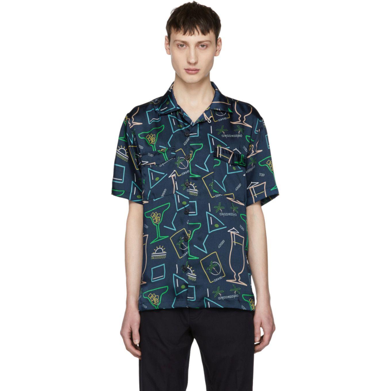 87e6b2b3 Sunnei | Outfits | Shirts, Mens tops, Button down shirt