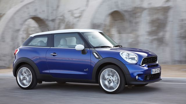The Paceman Is Mini S Tall Two Door Countryman Mini Paceman Mini Cooper Mini Cooper Paceman