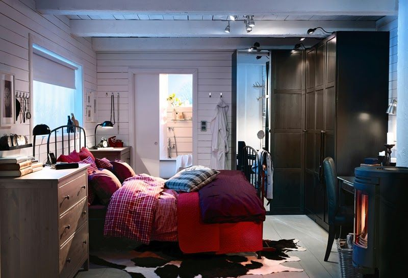 45 Ikea Bedrooms That Turn This Into Your Favorite Room Of Awesome