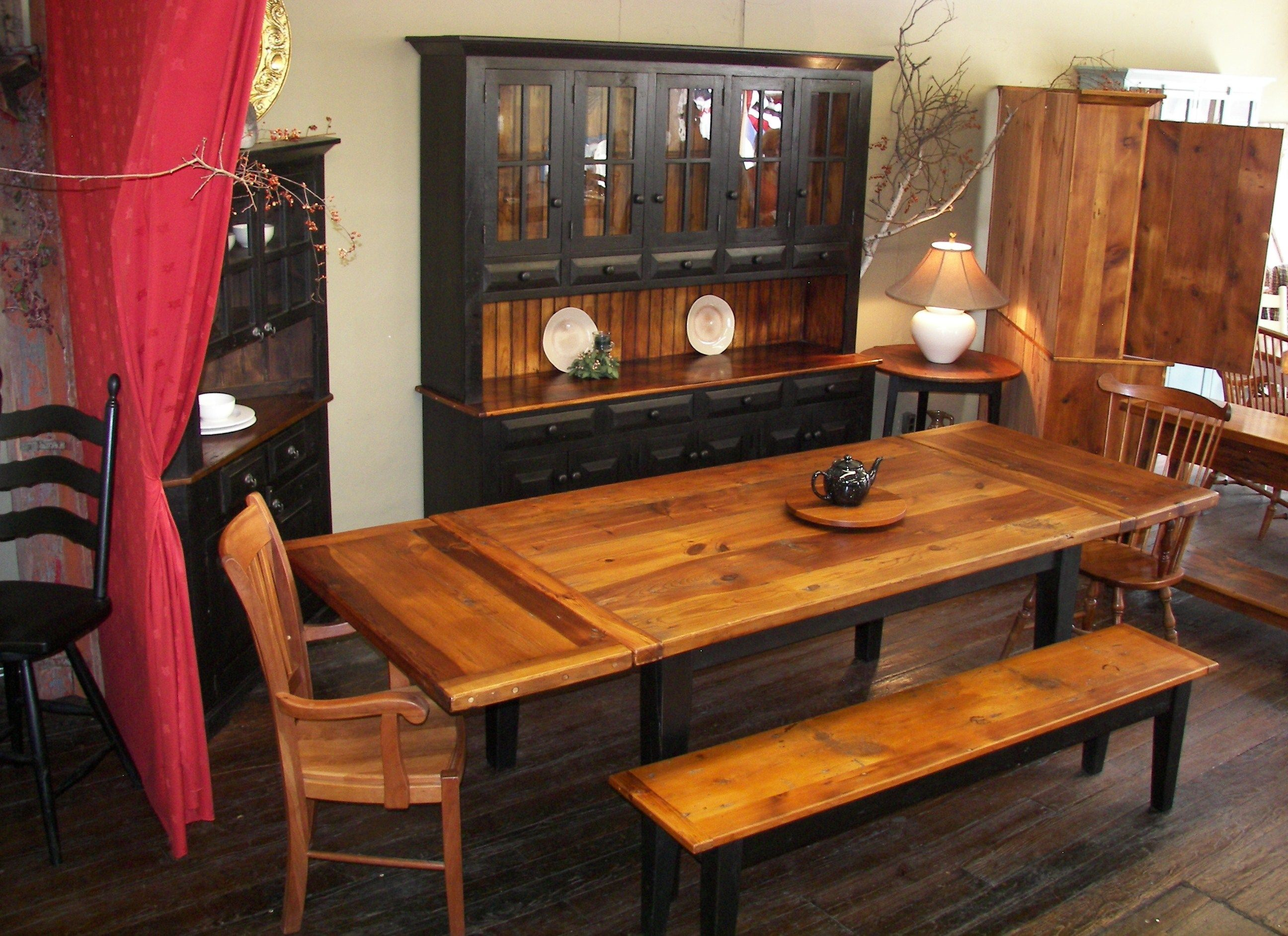 Pin on Reclaimed Barn Wood Furniture by E. Braun Farm Tables