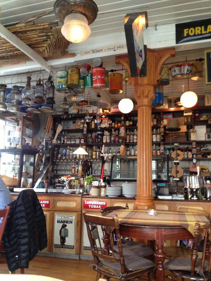 Vikgården Café