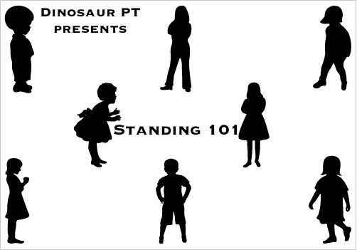 Standing 101: Part One! Tips and tricks to encourage