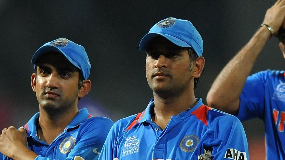 Gautam Gambhir Names Three Replacements For Ms Dhoni Asks To Be Practical Cricket News Take That Dna