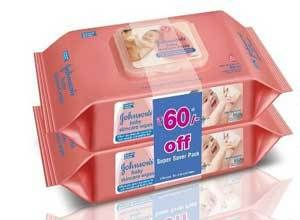 Baby Body Clean Wipe Wipes for Travel Nappy Changing Wash Hygiene Original New!