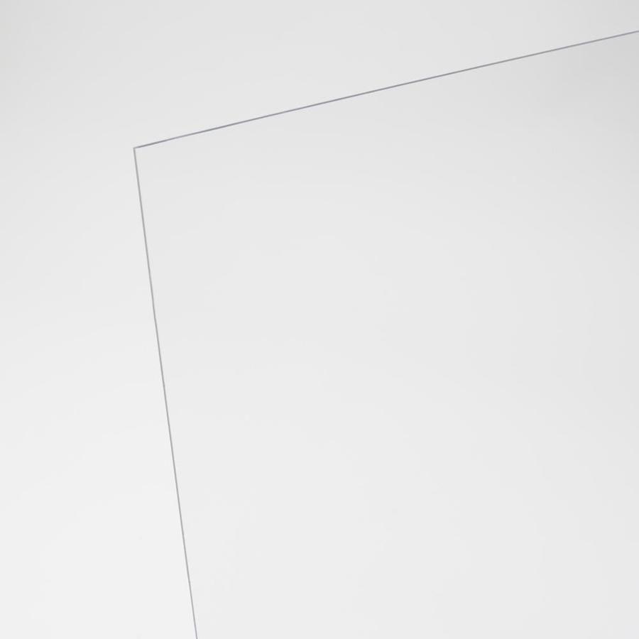 Optix 0 08 In X 24 In X 48 In Clear Acrylic Sheet Clear Acrylic Sheet Acrylic Sheets Clear Acrylic