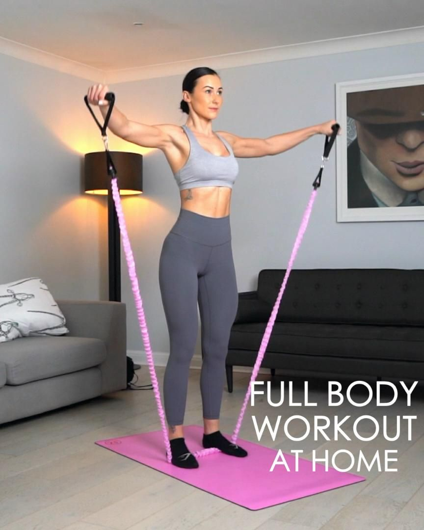 Full body workout for beginners   Strong and Sxy