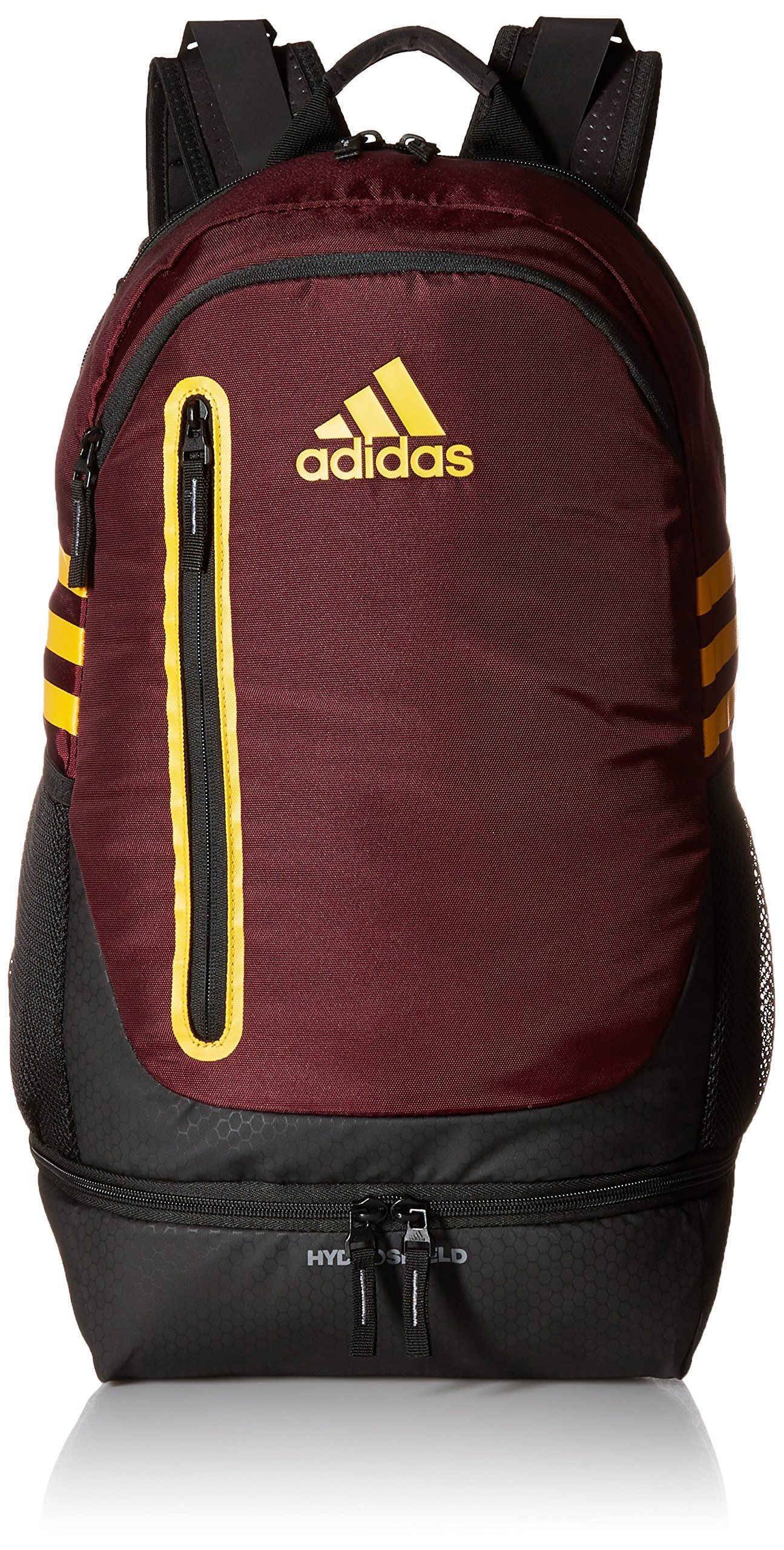 Maroon Adidas Backpack- Fenix Toulouse Handball 5d35dad072f19