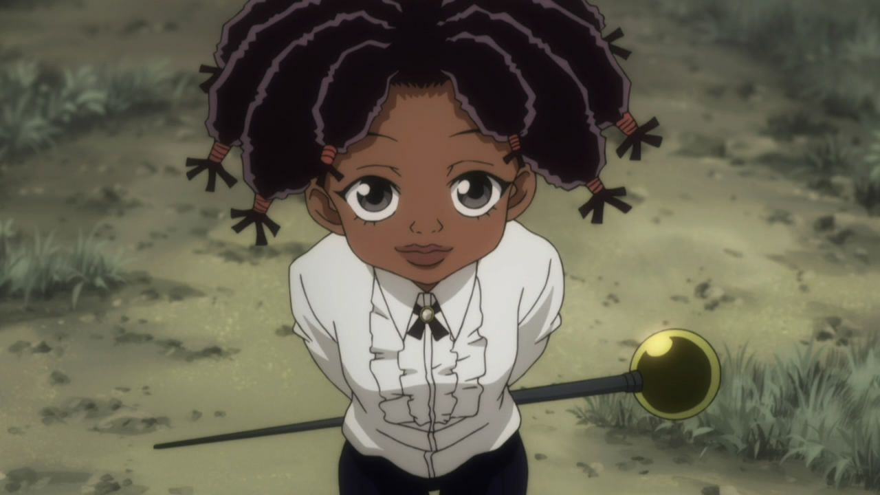 Image result for Hunter x Hunter Canary
