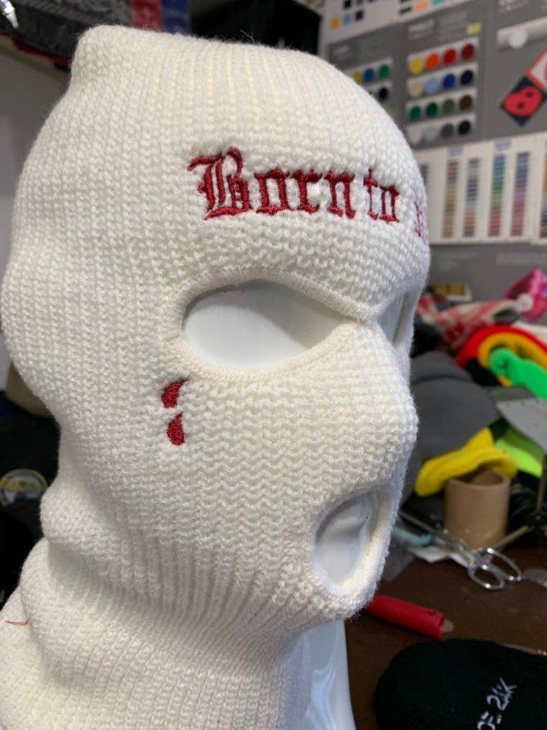 Pin on Ski mask
