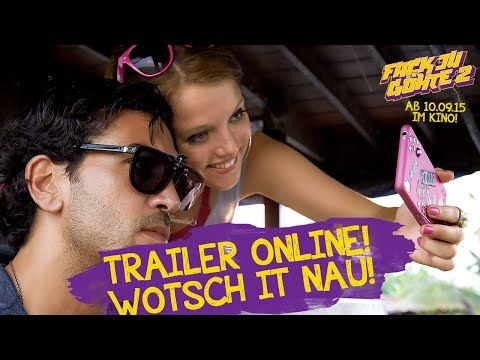 FACK JU GÖHTE 2   Offizieller Trailer   YouTube