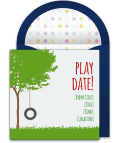 online invitations from playdate ideas pinterest invitations
