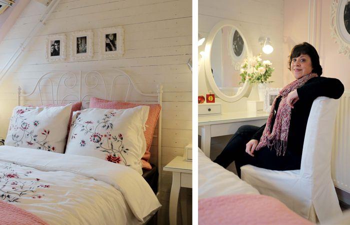 Romantische Slaapkamer Maken : Romantische details maken de slaapkamer af bedroom