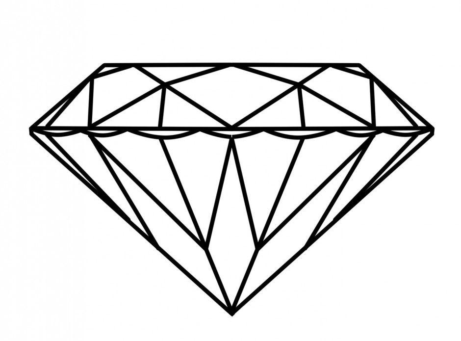 Diamond Ring Coloring Page Clipart Panda Free Clipart Images Az Coloring Pages Diamond Drawing Shape Coloring Pages Diamond Graphic