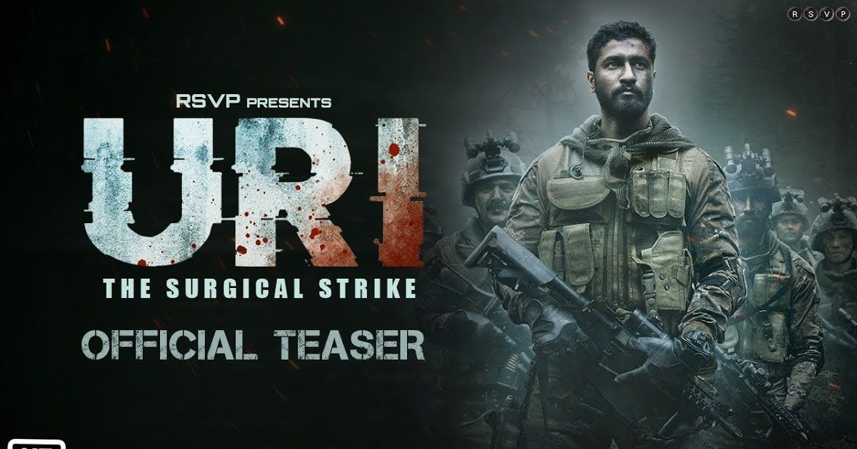 Uri the surgical strike: The surgical strike is an upcoming