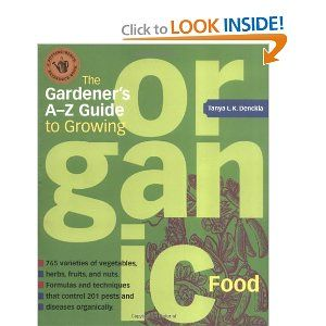 this is one of our fav books for quick guide to companion planting, it's charts are soooo helpful.