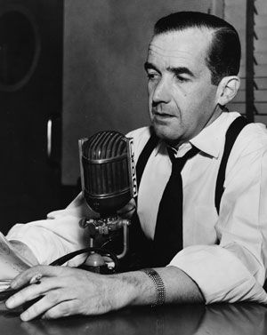 Edward R Murrow:  'American traditions and the American ethic require us to be truthful, but the most important reason is that truth is the best propaganda and lies are the worst. To be persuasive we must be believable; to be believable we must be credible; to be credible we must be truthful. It is as simple as that.'