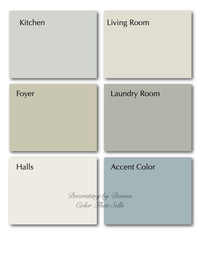 What Happens When Home Stagers Choose the Wrong Color? | Pinterest ...