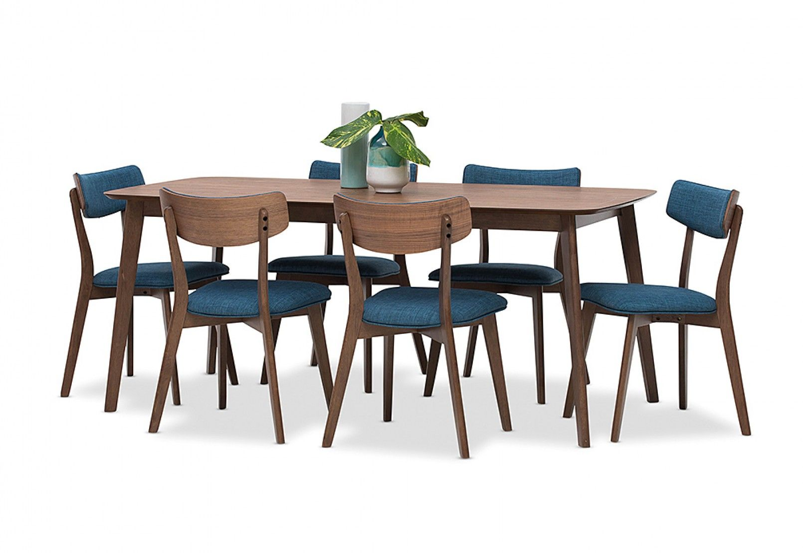 Elsa 7 Piece Dining Room Suite | Super A-Mart | Kitchen/Dining Room ...
