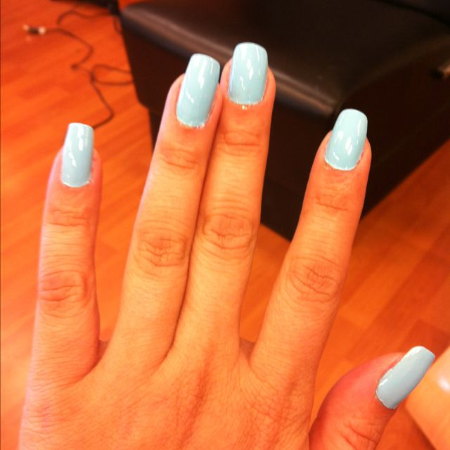 My nails are ready for spring!!