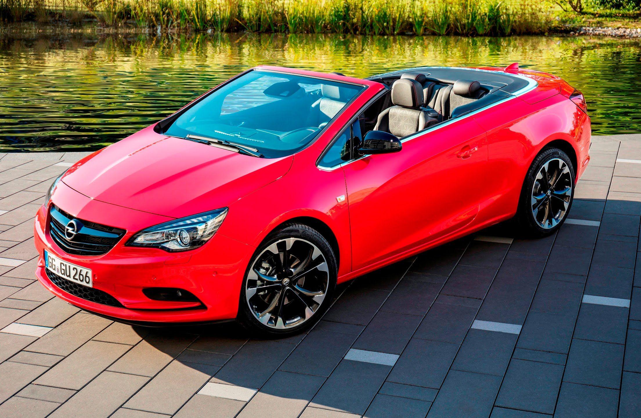 2017 Opel Cascada Supreme Buick Cascada Opel Car