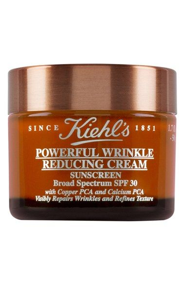 Kiehl's Since 1851 Powerful Wrinkle Reducing Cream Broad Spectrum SPF 30 available at #Nordstrom