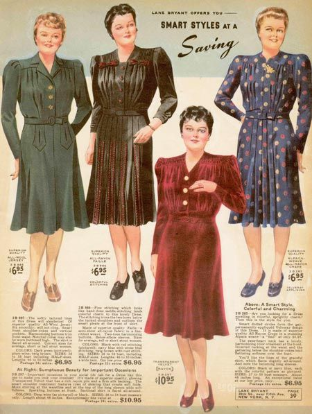1941 dresses pictures