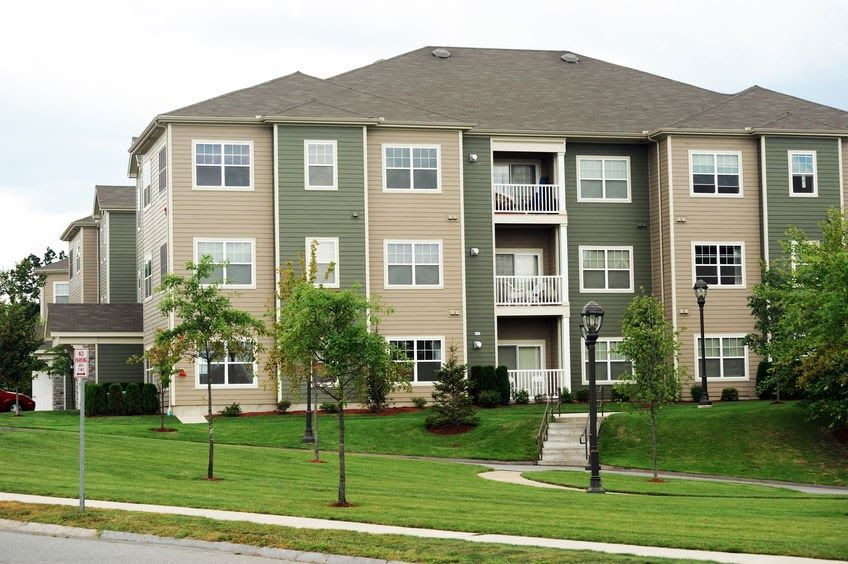 Does Your Apartment Complex Need A New Roof Beautiful Roofs Apartment Complexes Roofing