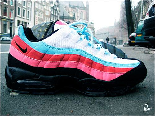 online store 8b46a 15186 Old School Nike Air Max, colours are to die for!