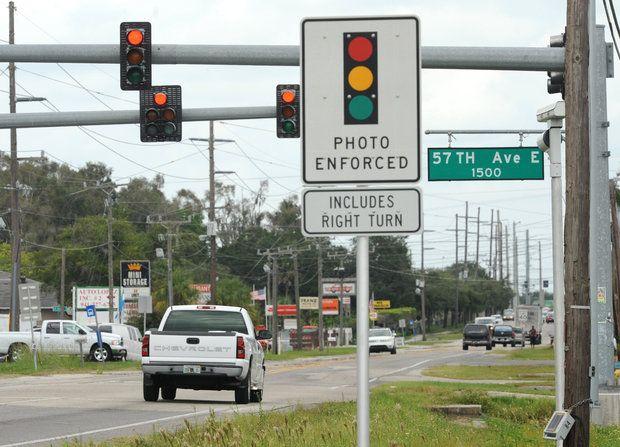 Florida Red Light Camera Law Photo