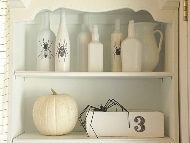 Love this Halloween Decor Holiday Halloween Pinterest - ideas halloween decorations