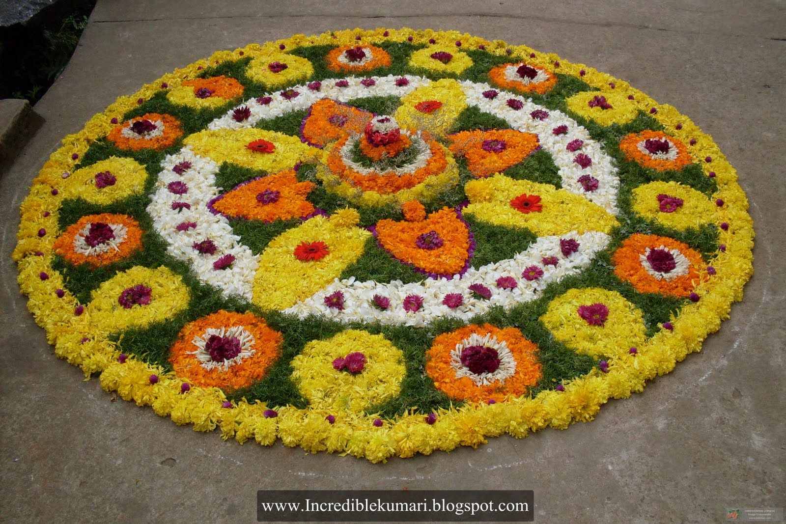 Top 25 Most Beautiful Athapookalam Designs To Try In 2019 ...