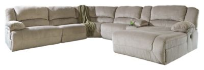 Toletta 6-Piece Sectional with Power by Ashley HomeStore,