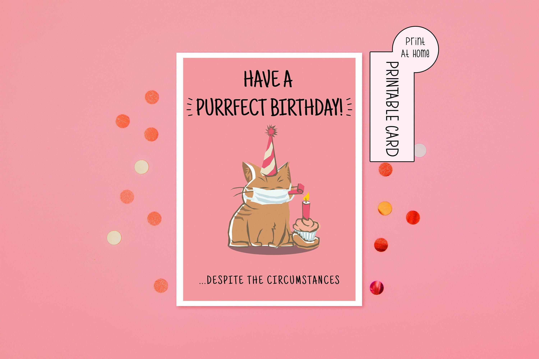 Pin on Quarantine Birthday Cards