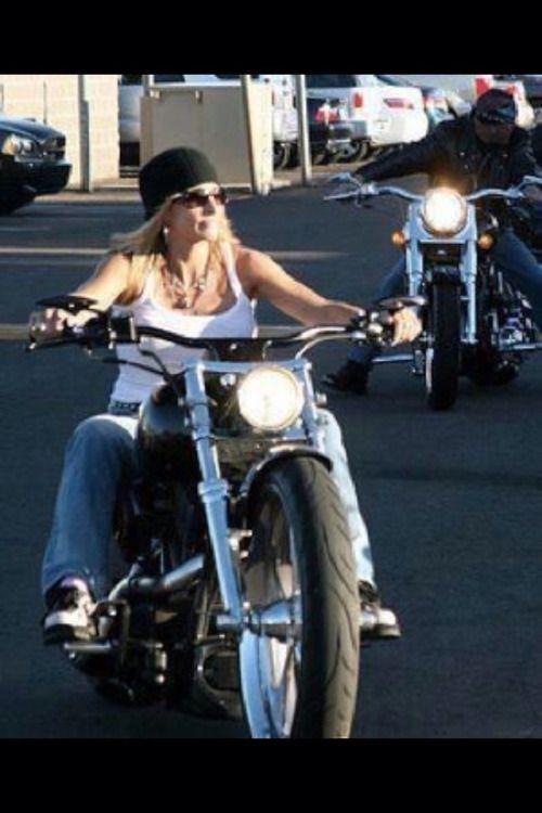 Biker Girls Gone Wild