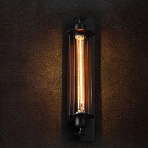 8 Light Bathroom Vanity Light Wall Lights Retro Sconces Wall Lamp