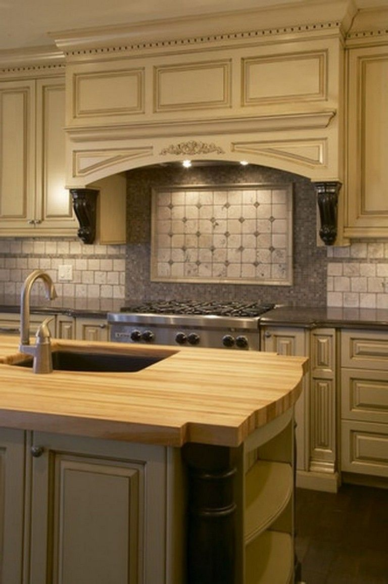 9 Amazing Tan Kitchen Cabinet Ideas If You Need a Gorgeous ...
