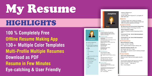 Download Make My Resume Pro V1 0 1 Final Apk Android Apps Download Free Just In One Click In 2020 My Resume Resume Download Resume