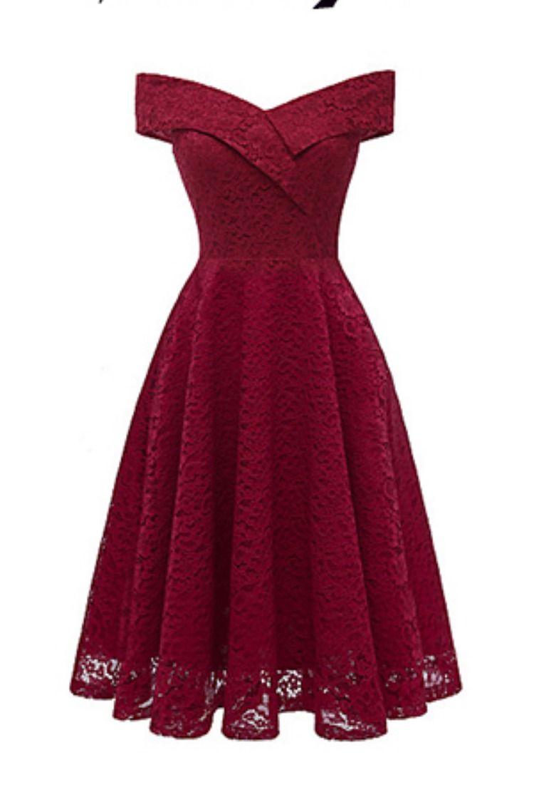 30 79 Women S A Line Dress Knee Length Dress Black Wine Navy Blue Sleeveless Solid Colored Lace Summer Off Shoulder Hot Vintage Lace S M L Xl Xxl 3xl Cocktail Dress Lace [ 1125 x 750 Pixel ]