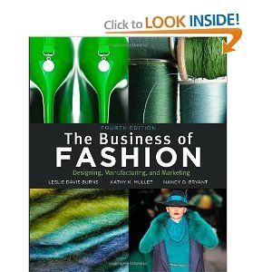 The Business of Fashion 4th (Fourth) Edition « LibraryUserGroup.com – The Library of Library User Group