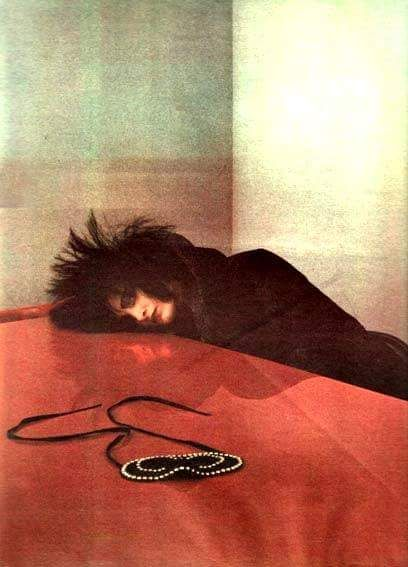 Siouxsie Sioux by Ray Stevenson.