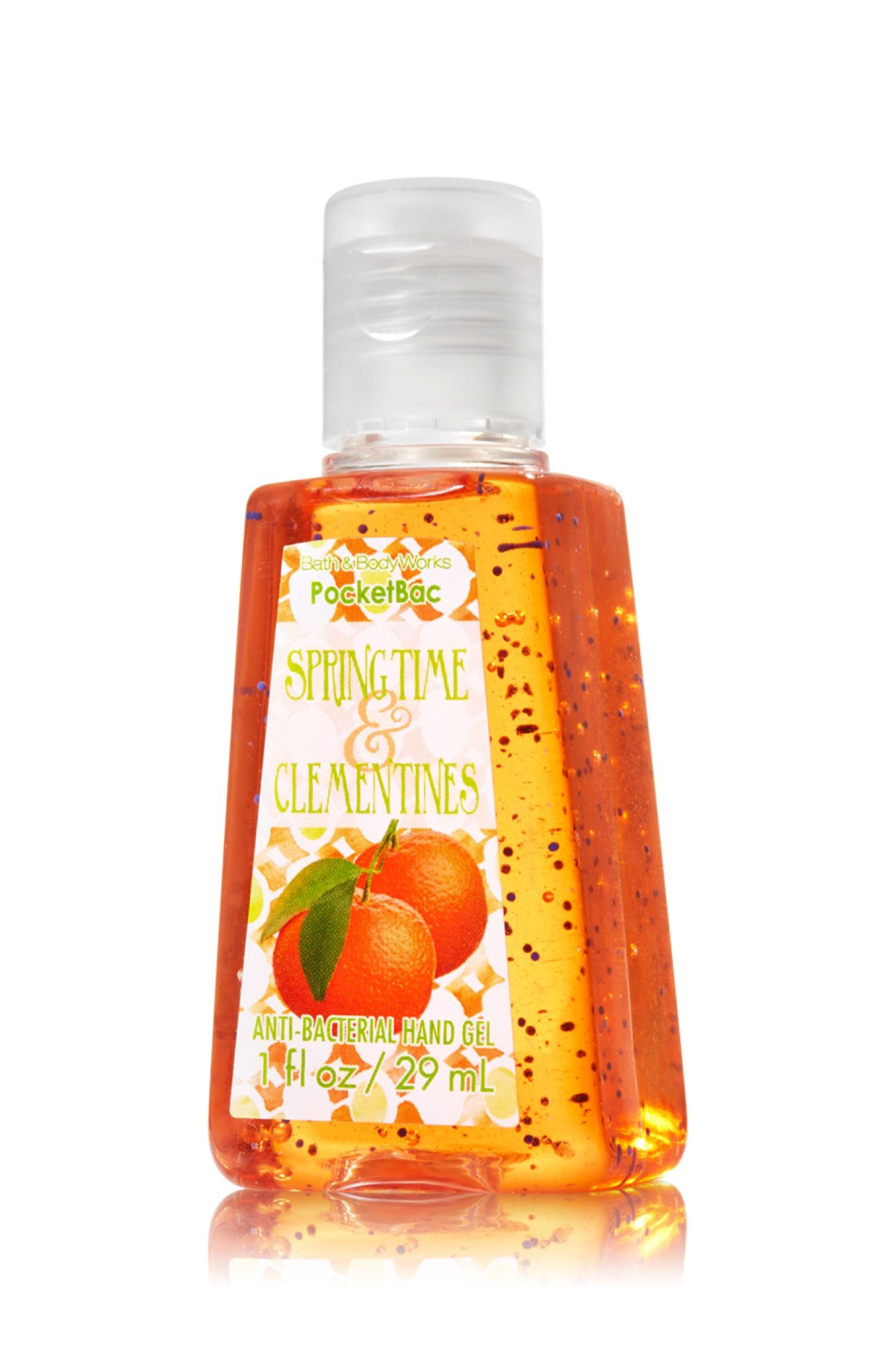 Springtime Clementines Bath Body Works Pocketbac Sanitizing