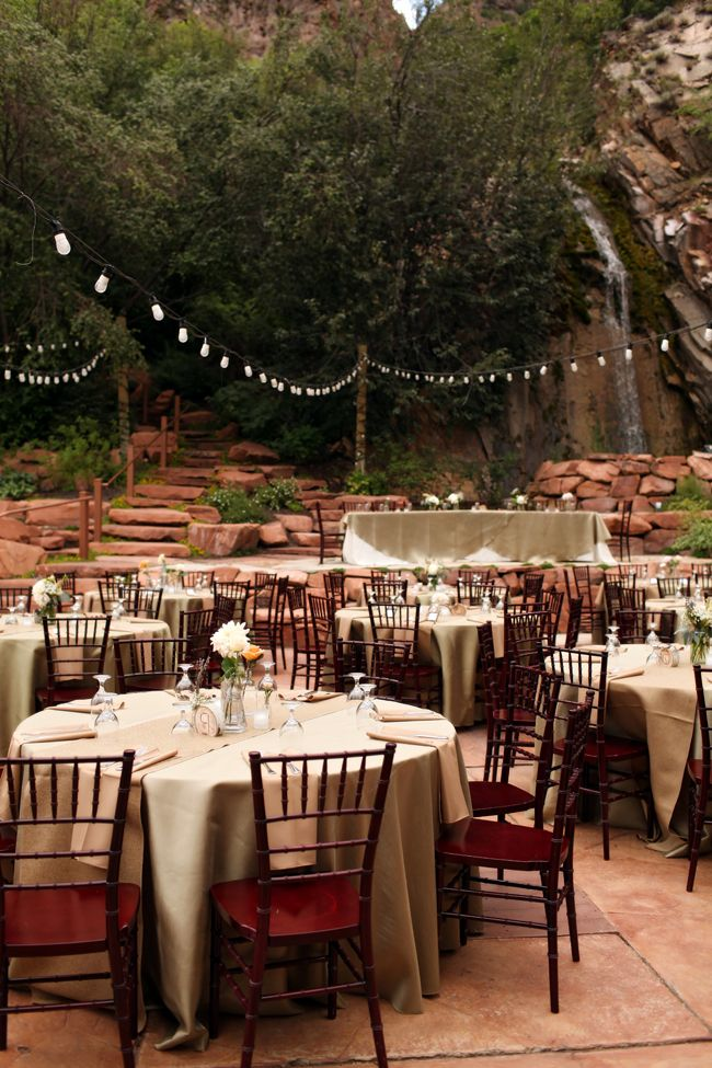 A Pretty Blush and Rustic Mountain Wedding at Louland