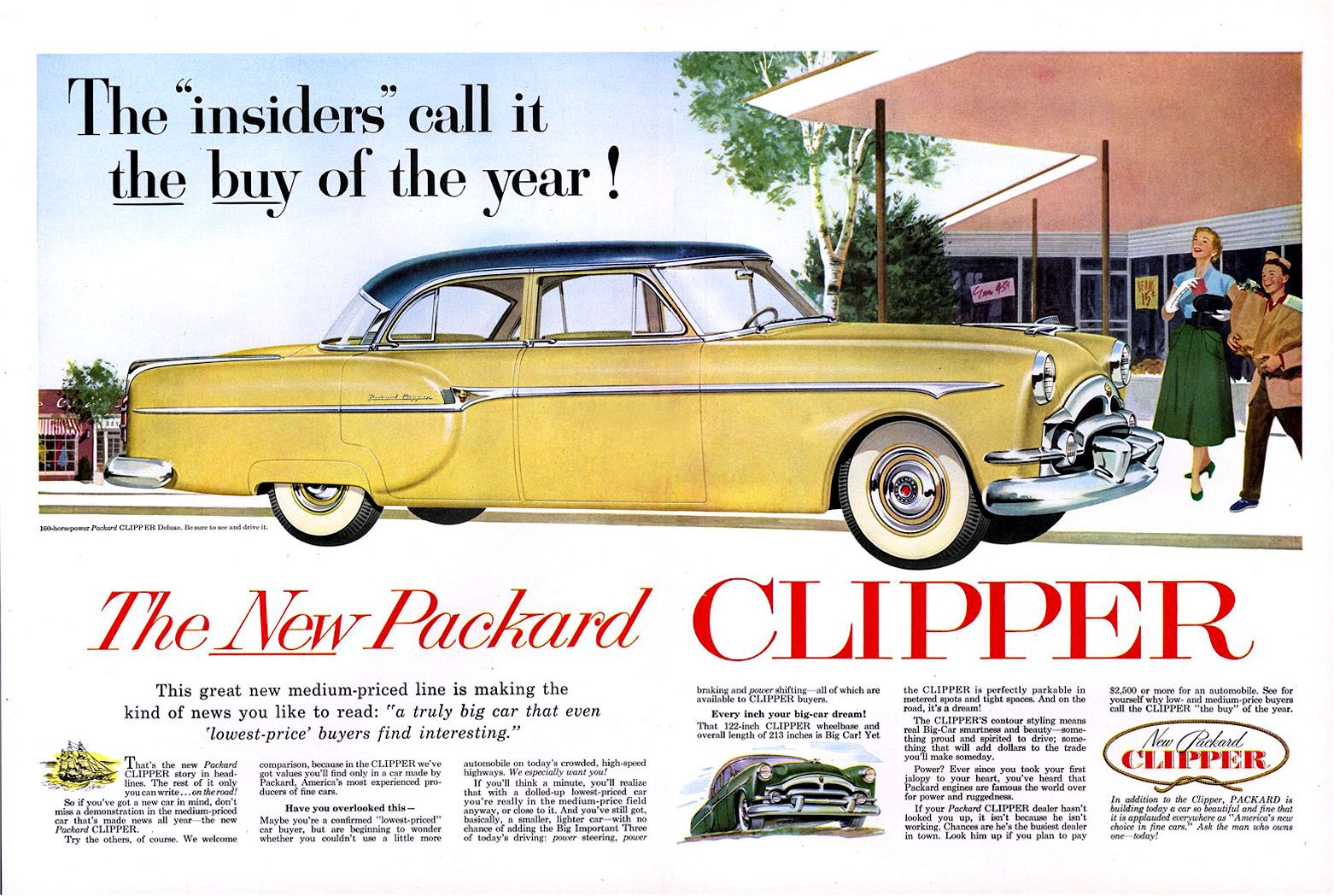 1953 Packard Ad-03 | 1953 Packard Ads | Pinterest | Sedans and Cars