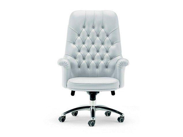 Executive chair with 5-spoke base OXFORD | Executive chair ...