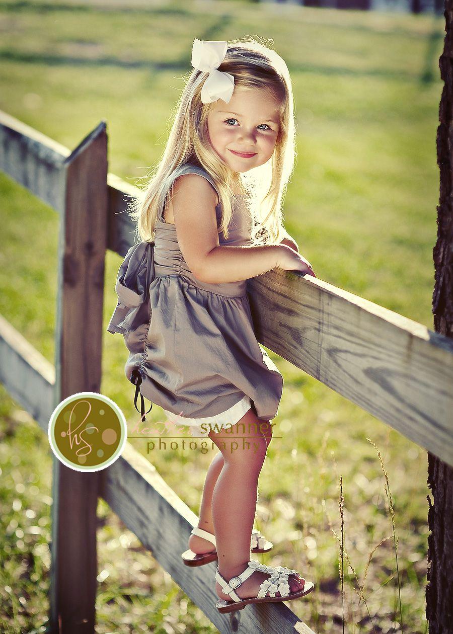 So cute blonde haired blue eyed beautiful little girl u photo