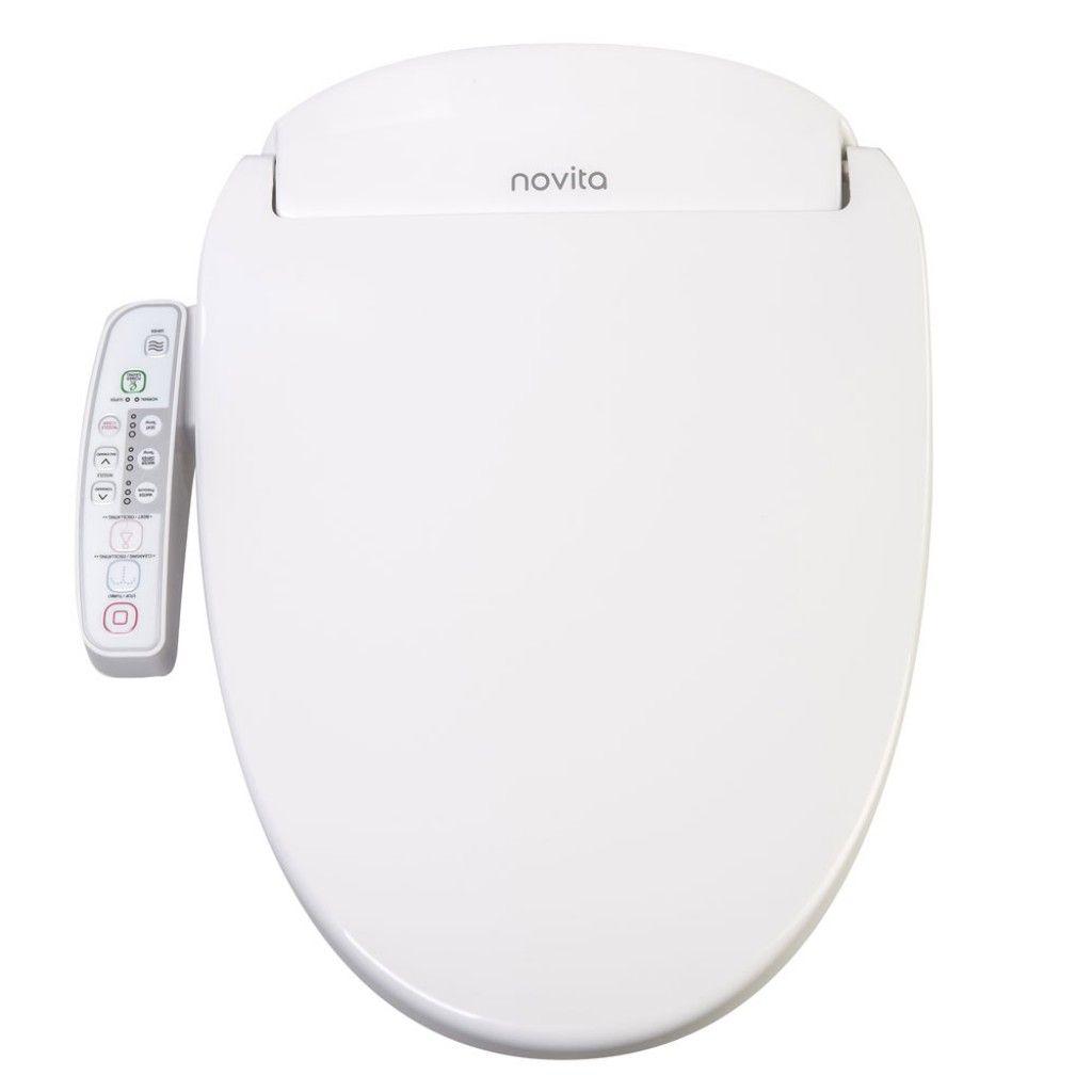 Kohler Novita Bn 330 Bidet Seat W Side Panel Bidet Toilet Seat
